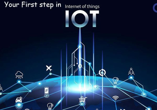 Your First step in IoT